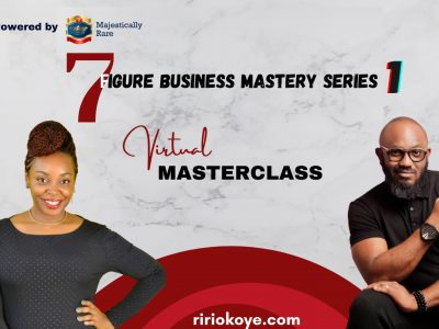 7 Figure Business Series 1